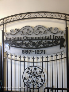Eugene Ornamental Iron